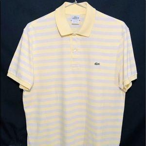 Lacoste 5 🐊 polo shirt M Regular Fit short sleeve